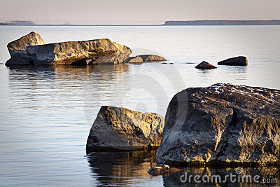 Finnland: Felsige Küstenlinie