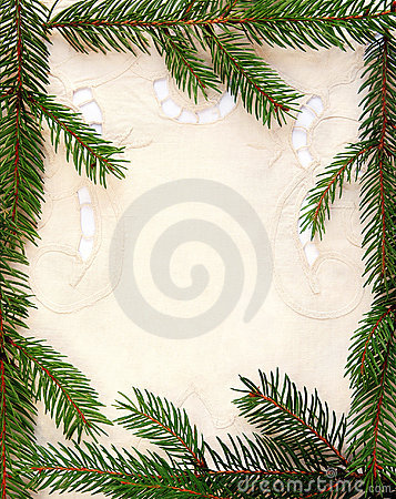 Fir framing