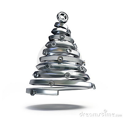 Fir tree metal