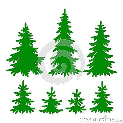 Fir-trees