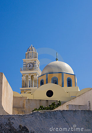 Fira cathedral