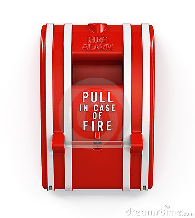 Fire Alarm Pull Station