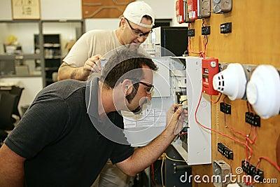 Fire Alarm Wiring
