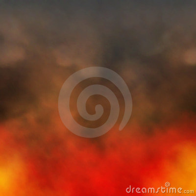 Free Fire And Smoke Stock Photography - 23511532