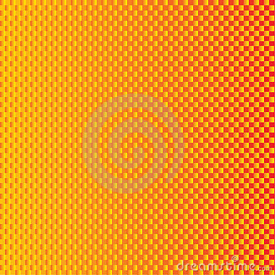 Fire Colored Checkered Background Stock Photo - Image: 6077530