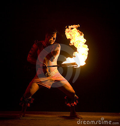 Fire Dance 2531 Editorial Stock Image