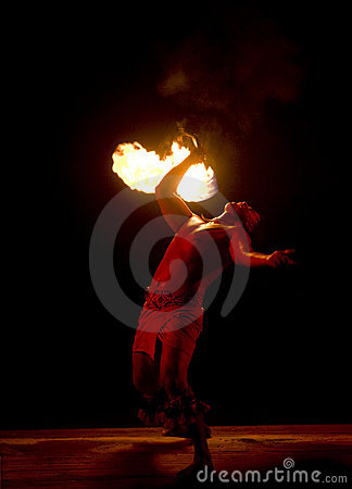 Fire Dance 2535 Editorial Stock Image