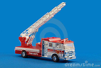 Fire dept car toy