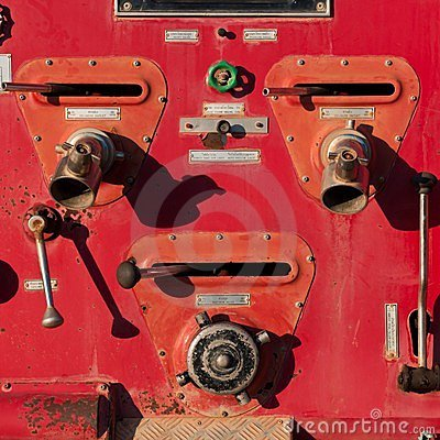 Fire engine control