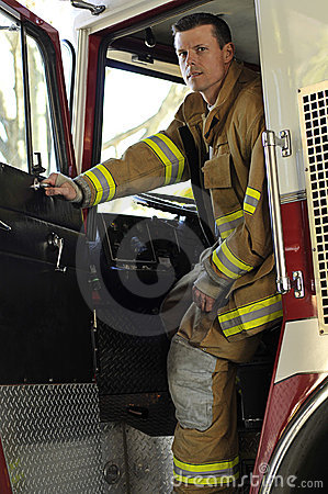 Fire Equipment Operator