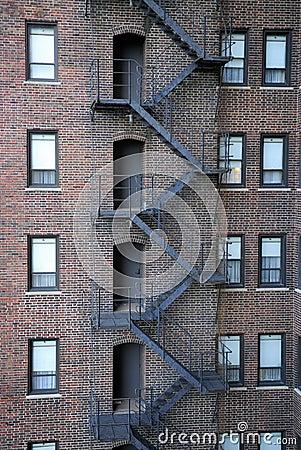 Free Fire Escape Stock Image - 2646161