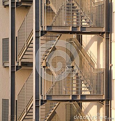 Fire escape staircase pdf