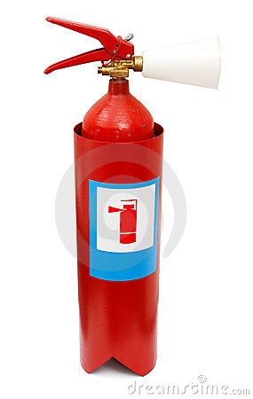 Fire-extinguisher Royalty Free Stock Photos - Image: 13575768