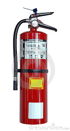 Free Fire Extinguisher Royalty Free Stock Photos - 2282168