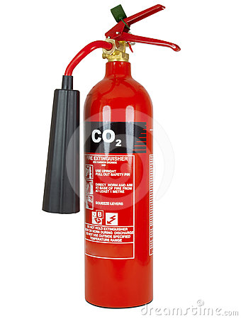 Free Fire Extinguisher Stock Images - 24570764
