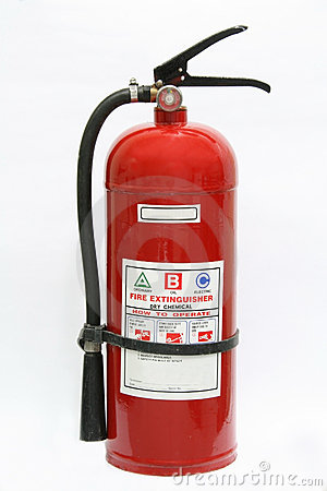 Free Fire Extinguisher Royalty Free Stock Images - 3203879