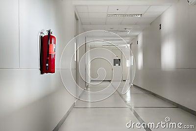 Fire Extinguisher Stock Photo Image 45730877