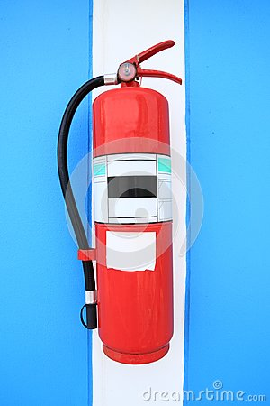 Fire extinguisher tank