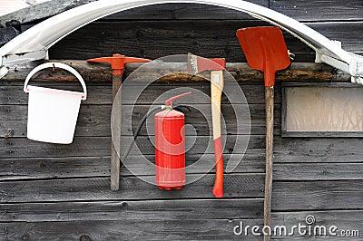 Fire extinguishing tools