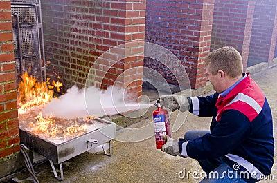 Home Fire Sprinkler Live Burn Demonstration by Las Vegas ...  |Fire Figher Demonstration