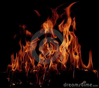 Free Fire Flame Royalty Free Stock Image - 16120406