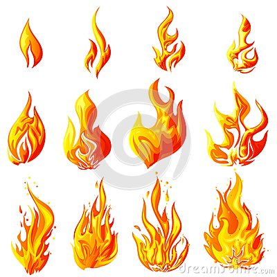 Free Fire Flame Royalty Free Stock Photography - 39462707