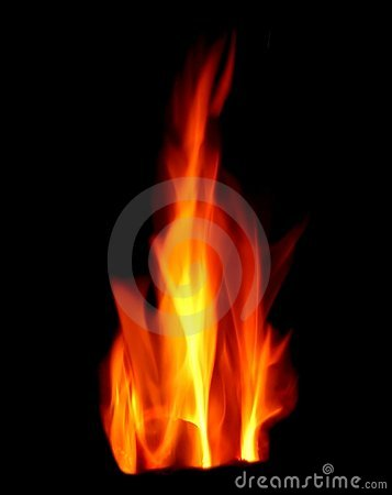 Free Fire Flame Royalty Free Stock Image - 7023456