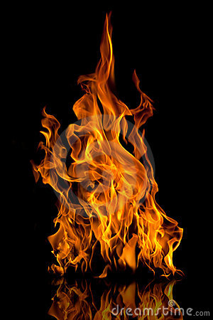 Free Fire Flames Stock Photo - 16667410