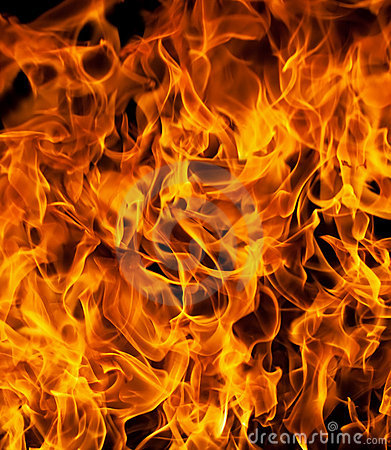 Free Fire Flames Stock Images - 17780114