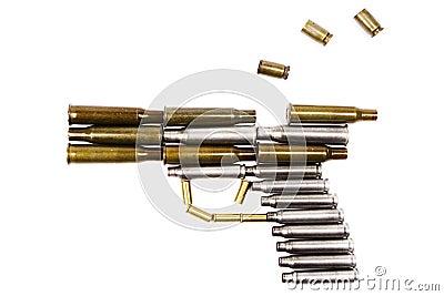 Fire gun (pistol)