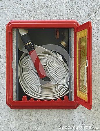 Free Fire Hose Stock Photo - 3231930