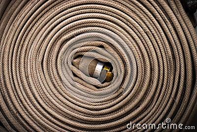 Fire hose roll