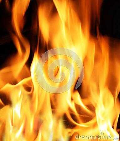 Fire hot