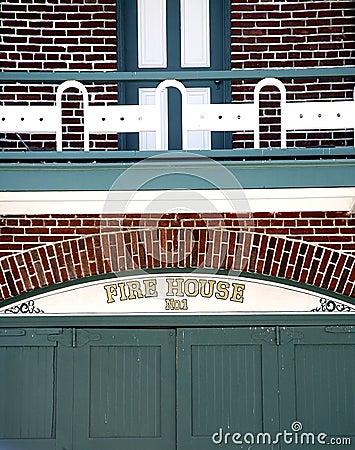 Fire House No. 1
