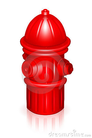 Free Fire Hydrant Royalty Free Stock Photo - 14044045
