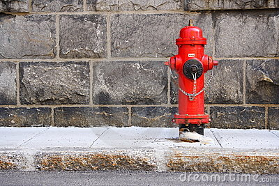 Fire Hydrant Quebec City