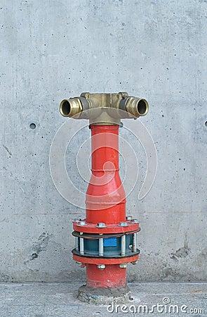 Fire manifold