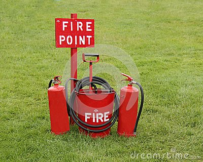 Fire Point.