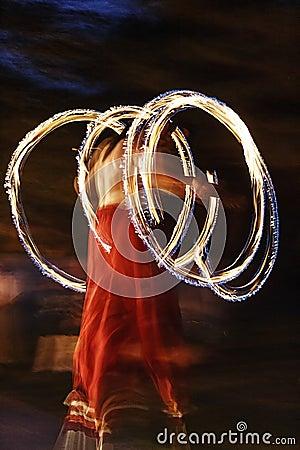 Fire show 24