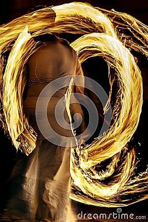 Fire show 21