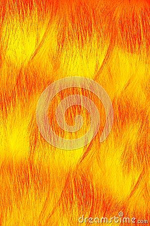 Fire Theme yarn Background