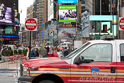 Fire truck Editorial Photo