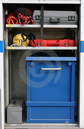 Fire truck Emergency Equipment