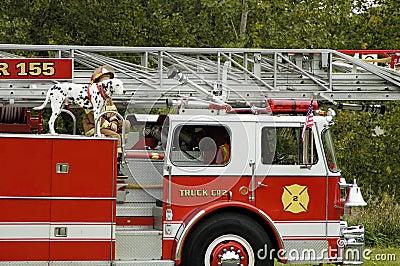 Fire Truck Parade 2
