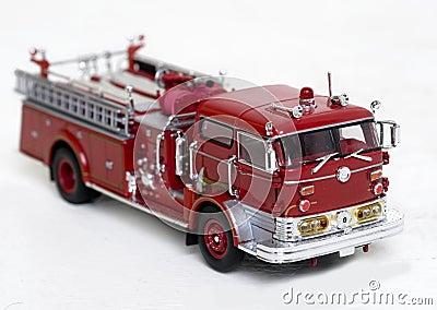 Fire truck replica