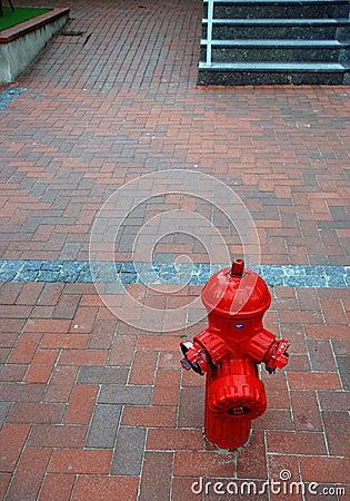 Fire water tap