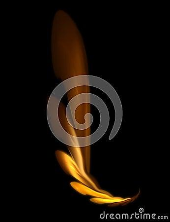 Fire wing
