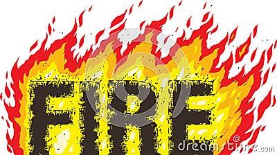 Fire word