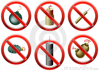 Firecrackers Banned