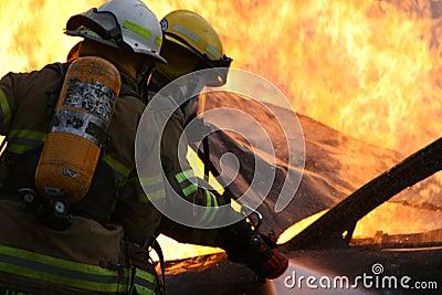 Firefight Smoke